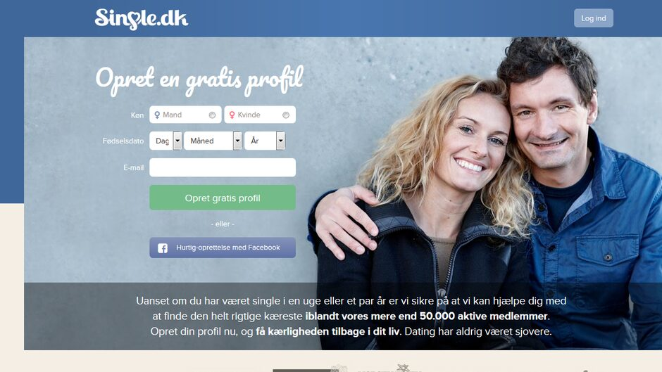 hvordan man starter en dating website profil